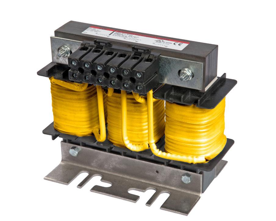 TCI - Trans-Coil KDR Series Line Reactor