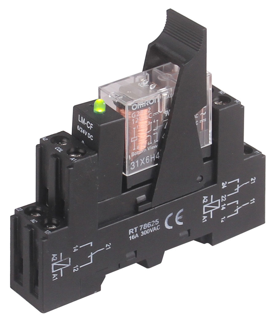 OMRON G2R Relays