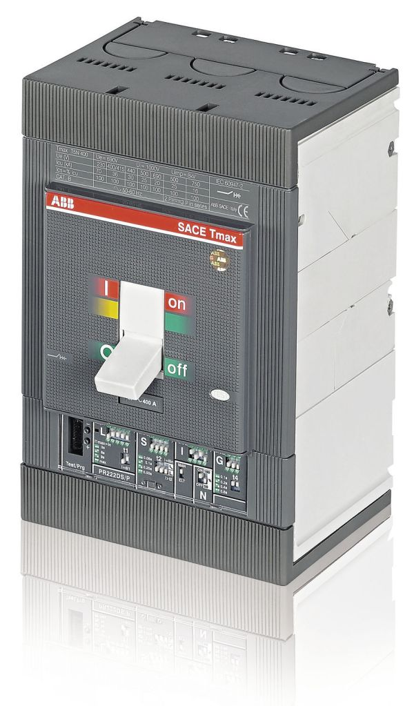 ABB SACE TMAX T Molded Case Circuit Breakers