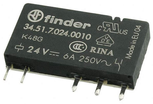 Finder 34 Series Relays