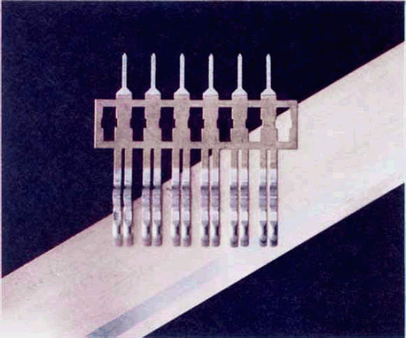 Palladium Contacts